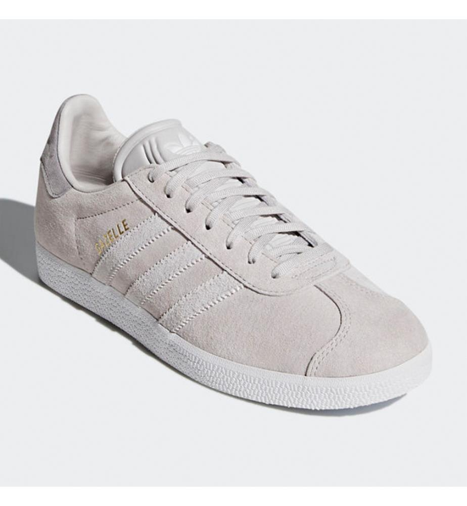 adidas gazelle gris clair femme
