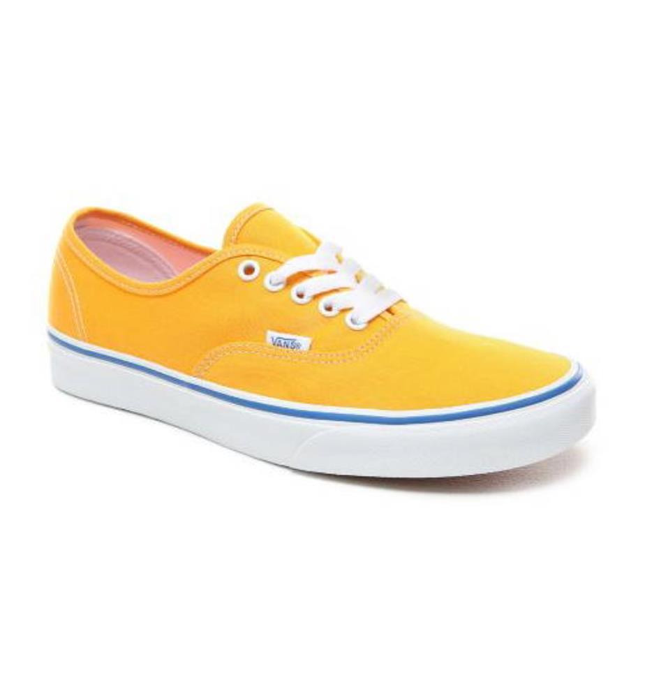 chaussure homme vans jaune