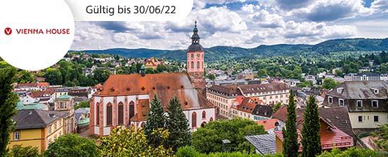 Erholsame Tage in Baden-Baden