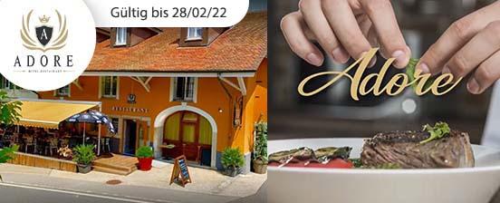 Kulinarik-Erlebnis bei Lausanne
