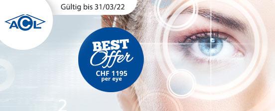 Augenlaserbehandlung